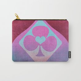 Full of Aces (Violet Version) Carry-All Pouch