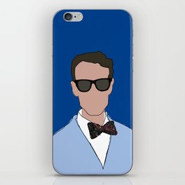 Bill Nye the Science Guy iPhone Skin