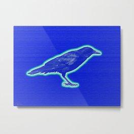 bluebird (of happiness) Metal Print
