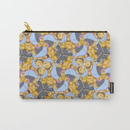 Puss in Boots Tessellation Carry-All Pouch