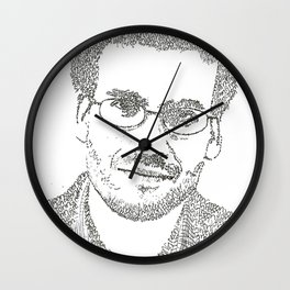 John Green Wall Clock