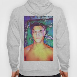 Ethan Dolan x space Hoody