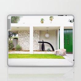 Kelly Green Door Palm Springs Laptop & iPad Skin