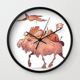 Canada eh Wall Clock