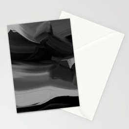 Mayhem - Abstract Painting Stationery Cards