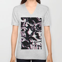 Scary Form Mind Unisex V-Neck