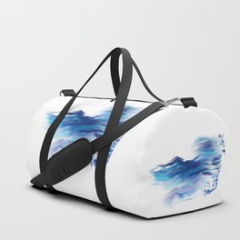 Horse whispered by the wind Duffle Bag
