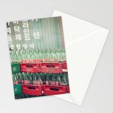 코카콜라 Stationery Cards