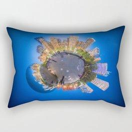 Millennium Park, Chicago, Illinois Rectangular Pillow