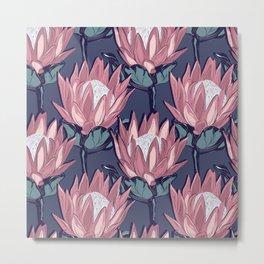 Protea garden Metal Print