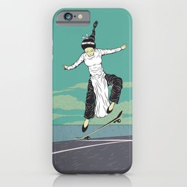 [ LET YOURSELF GO! ] The Vietnamese lady. iPhone Case