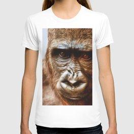 COMPASSION OF THE GORILLA T-shirt