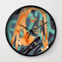 I Love You Jody No. 2 Wall Clock