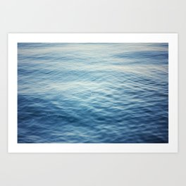Jewel of the Sea #1 Art Print