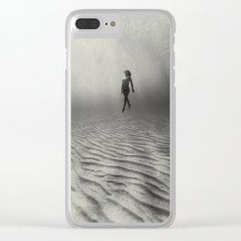 140701-4892b Clear iPhone Case