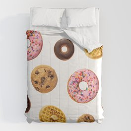 Donuts and Junk Comforters