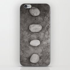 Lined up iPhone & iPod Skin
