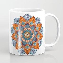 Mystic Mandala - Earth Coffee Mug