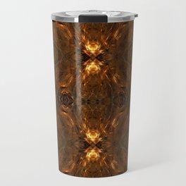 Fractal Art - Bi-Starter B1 Travel Mug