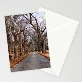 Keep It Between The Trees Stationery Cards