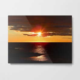 After The Storm and Before the Night Metal Print