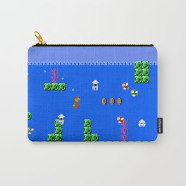 Mario Waterworld Carry-All Pouch