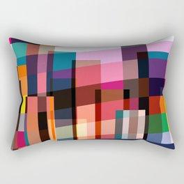 Dancing New York Rectangular Pillow