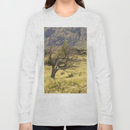 Windy Tree Long Sleeve T-shirt