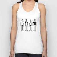 pixies Tank Tops featuring Pixies by Band Land
