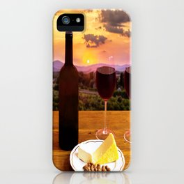 Twilight Time iPhone Case