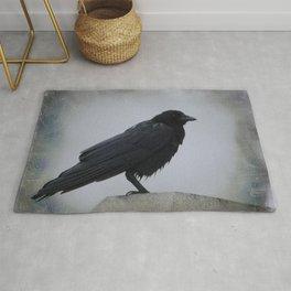 Wet Crow Rug