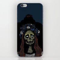 lana iPhone & iPod Skins featuring Lana by Stephan Brusche