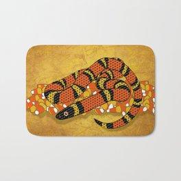 Mexican Candy Corn Snake Bath Mat