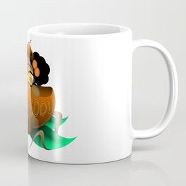 Pumpkin Baby Nikki Coffee Mug