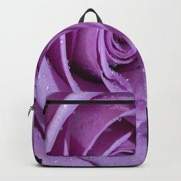 Purple Rose-3 Backpack