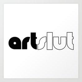ArtSlut Art Print