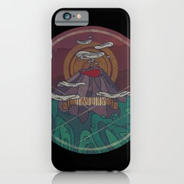 Vesuvius iPhone Case