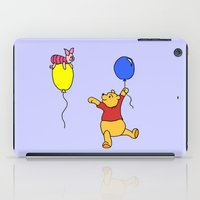 piglet iPad Cases featuring pooh and piglet by BlackBlizzard