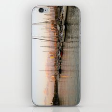 Docked iPhone & iPod Skin