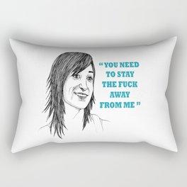 Franky Doyle Rectangular Pillow