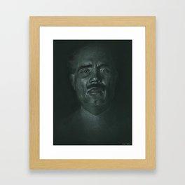 ALBIZU CAMPOS Framed Art Print