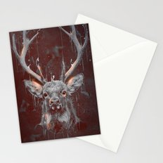DARK DEER Stationery Cards