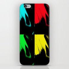 Agate Pop Art iPhone & iPod Skin
