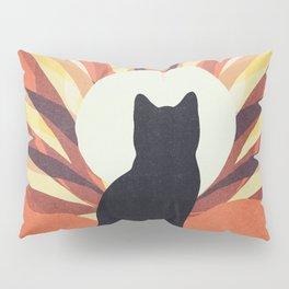 The Cats Sunrise Pillow Sham