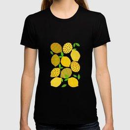 Lemon Crowd T-shirt