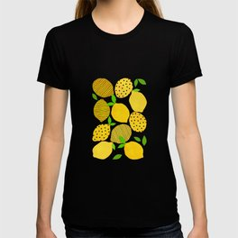 Lemon Crowd T-shirt