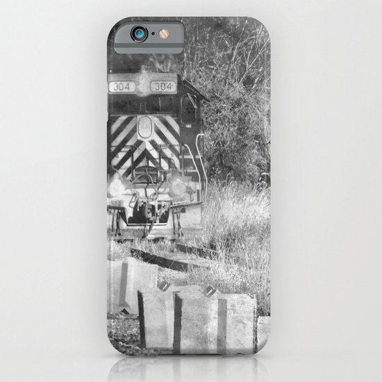 Train Spotting iPhone & iPod Case