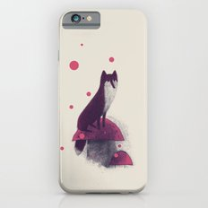 Little Fox and Mushrooms Slim Case iPhone 6s