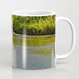 Beautiful river in the tropics Coffee Mug
