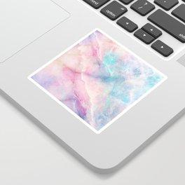 Iridescent marble Sticker